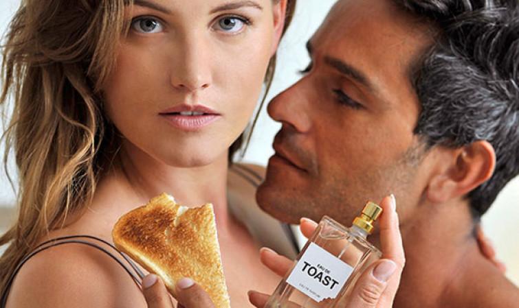 Eau de TOAST… La nuova fragranza!