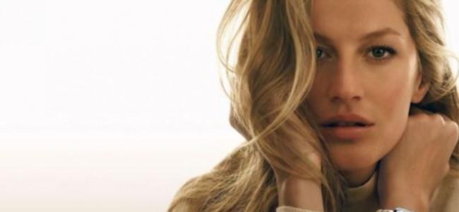 Gisele Bundchen canta per H&M