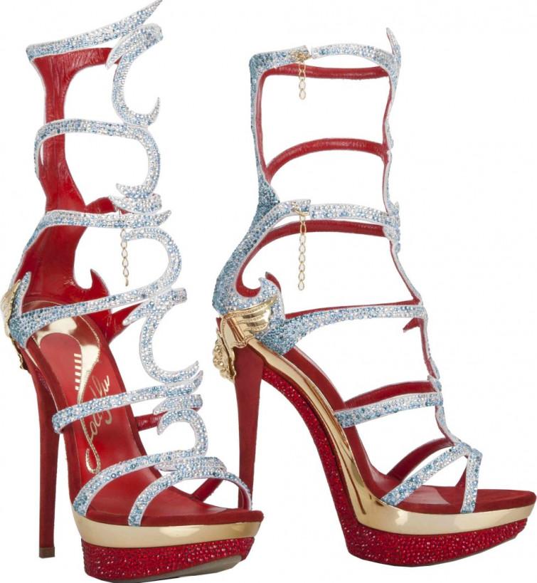 Loriblu dedica un sandalo gioiello a Venezia