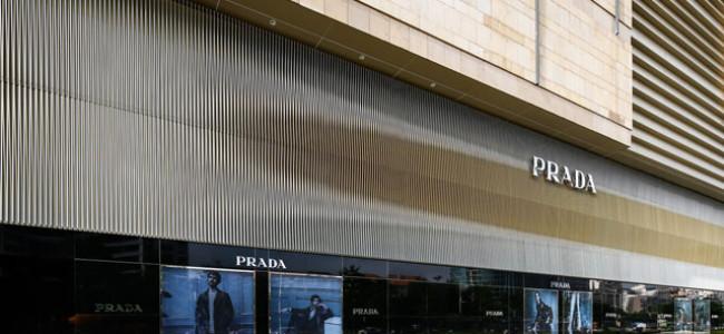 Apre in Cina un nuovo negozio Prada