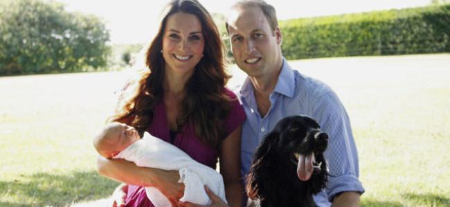 Principe George, il battesimo a fine ottobre