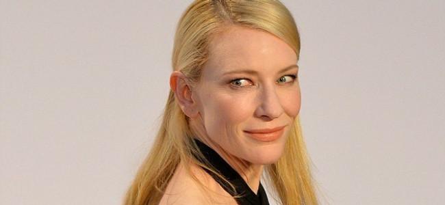 Cate Blanchett a Londra per la première di Blue Jasmine