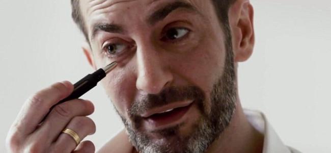 Marc Jacobs presenta la linea beauty per uomo (VIDEO)