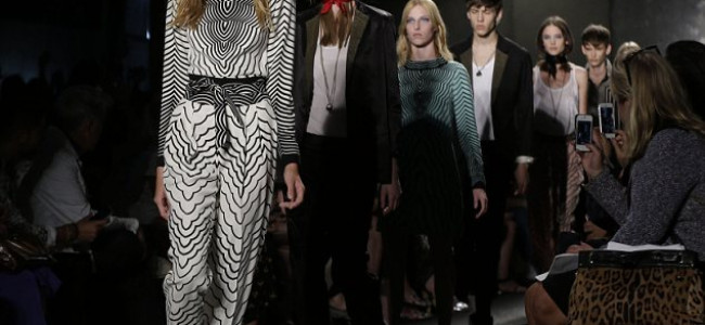 New York Fashion Week: Marc By Marc Jacobs primavera/estate 2014