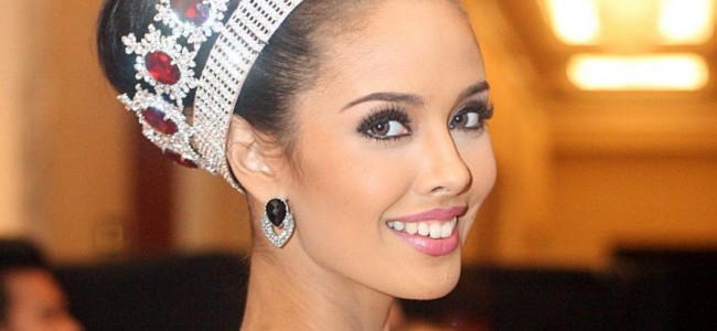 E' la filippina Megan Young la nuova Miss Mondo 2013