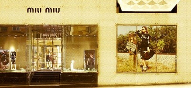 Miu Miu sposta gli uffici a Parigi