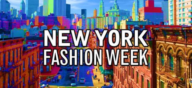 New York Fashion Week: DKNY primavera/estate 2014