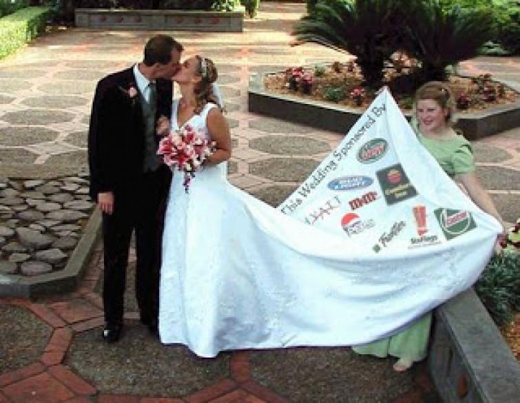 Arriva dagli Stati Uniti il matrimonio con lo sponsor