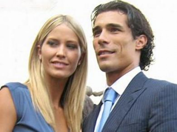 Elena Santarelli e Bernardo Corradi, il sì il 2 giugno 2014