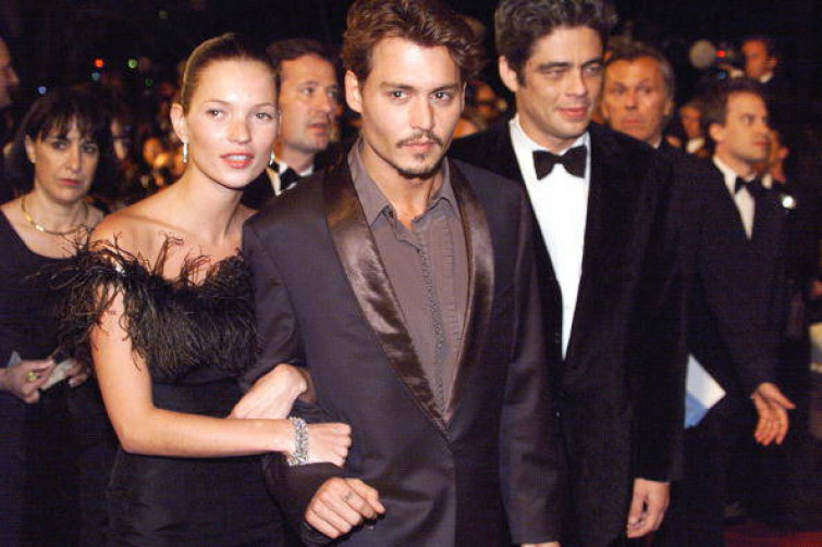 Kate Moss e Johnny Depp di nuovo insieme grazie a Paul McCartney