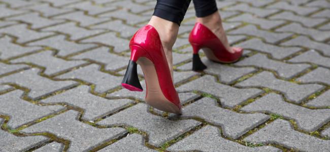 I tacchi anti-grata [FOTO]