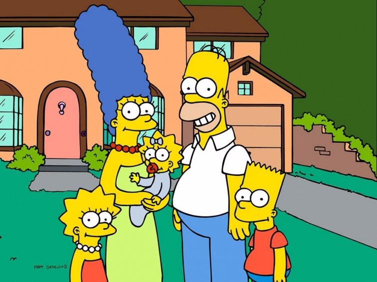 """""""Uno dei Simpson morirà"""" e la rete si scatena!"""