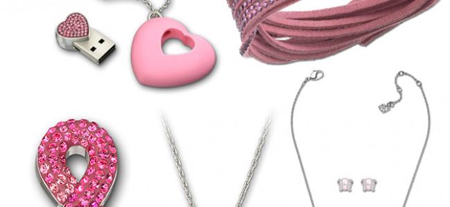 Pink Hope, Swarovski dedica una collezione alla lotta contro il tumore al seno