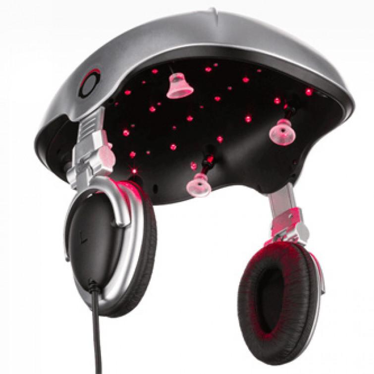Ecco la cura per la calvizie: il casco laser