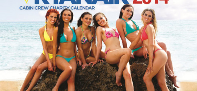 Ryanair: il calendario hot delle hostess