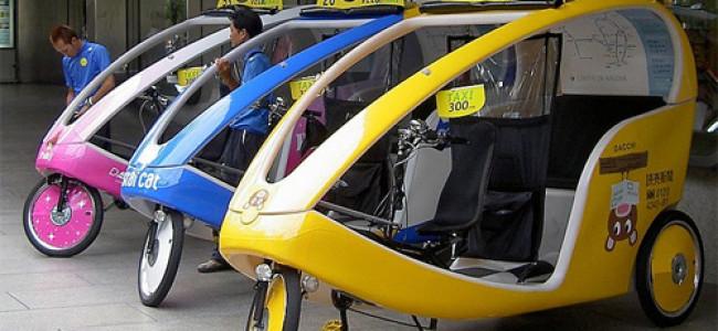 Auto, moto aerei e barche: i taxi più pazzi del mondo