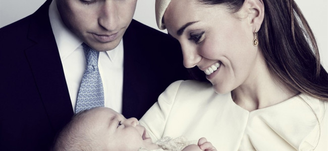 Battesimo Royal Baby, diffuse nuove foto ufficiali [FOTO]