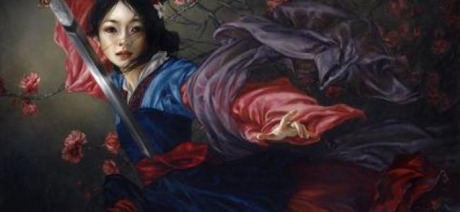 I ritratti delle Principesse Disney nei dipinti ad olio [FOTO]
