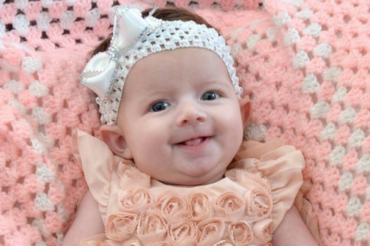 Eletta la più giovane reginetta di bellezza di soli 9 mesi