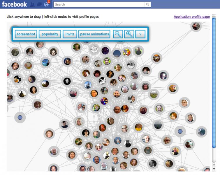 """Social Graph: l'app che permette di """"spiare"""" gli amici di Facebook più facilmente"""
