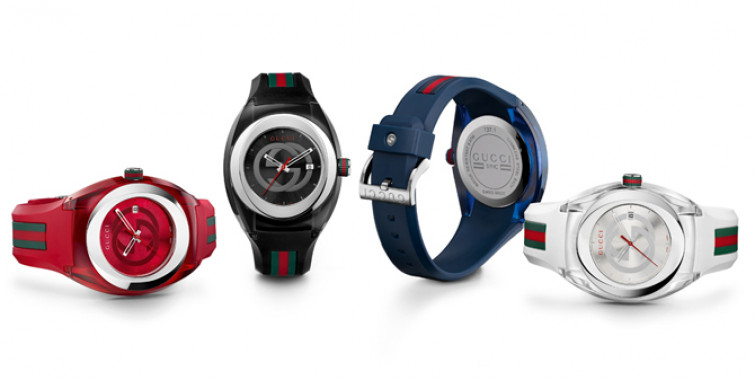 Gucci lancia il nuovo orologio Gucci Sync watch