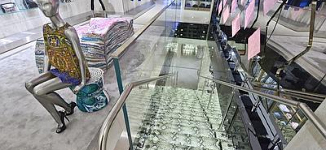 Nuovo flagship store Just Cavalli a New York