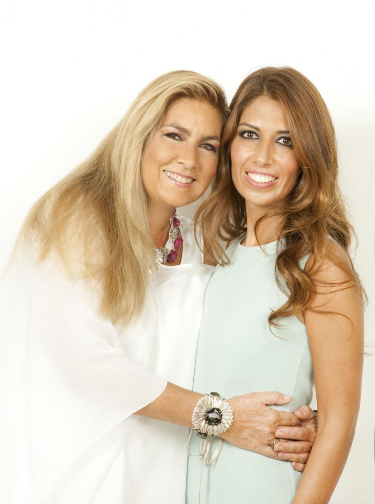 Romina Power duetta con Al Bano in abiti Laura Biagiotti