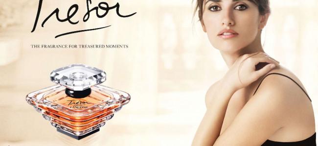 Penelope Cruz testimonial per la fragranza Trésor di Lancôme [VIDEO]
