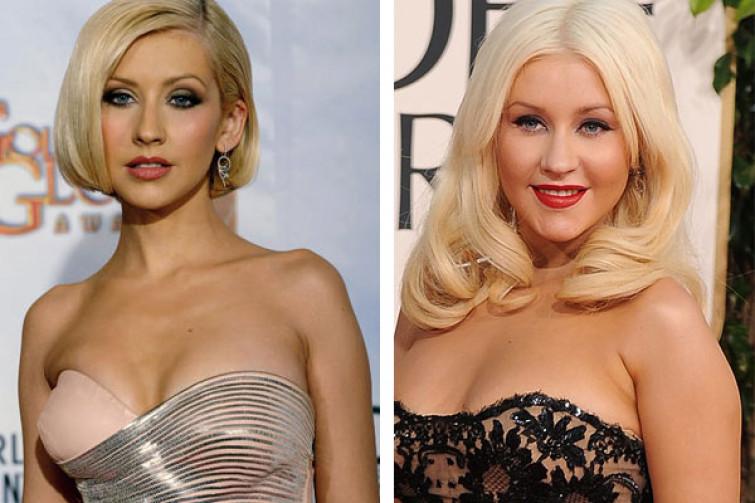 """Il chirurgo di Christina Aguilera: """"Ma quale dieta, ha fatto la liposuzione!"""""""