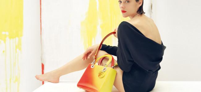 Nuova campagna Lady Dior, testimonial Marion Cotillard