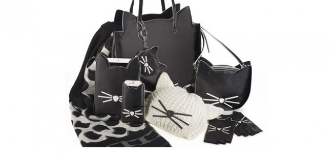 Karl Lagerfeld dedica una collezione alla sua gatta Choupette