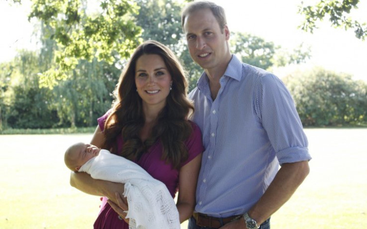 Oggi il battesimo del Royal Baby