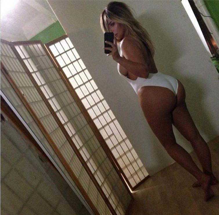 Kim Kardashian pubblica la foto del suo lato B dopo aver perso i chili di troppo [FOTO]