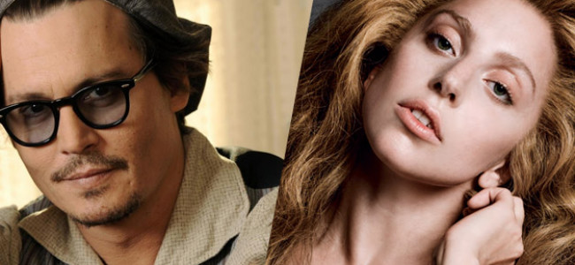 Lady Gaga e Johnny Depp stanno insieme?