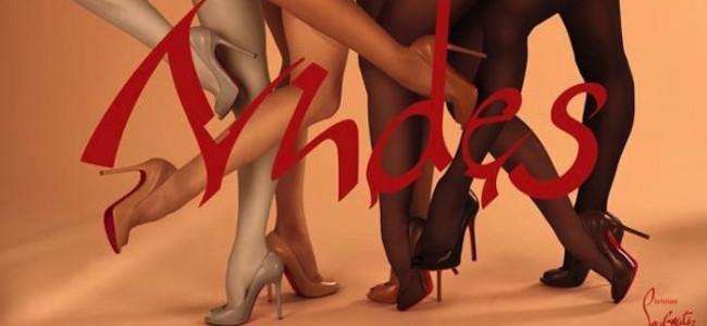 """Le scarpe """"nude"""" di Louboutin che allungano le gambe"""