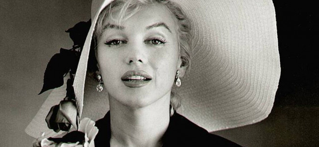Marilyn Monroe per la prima volta testimonial per Chanel N°5