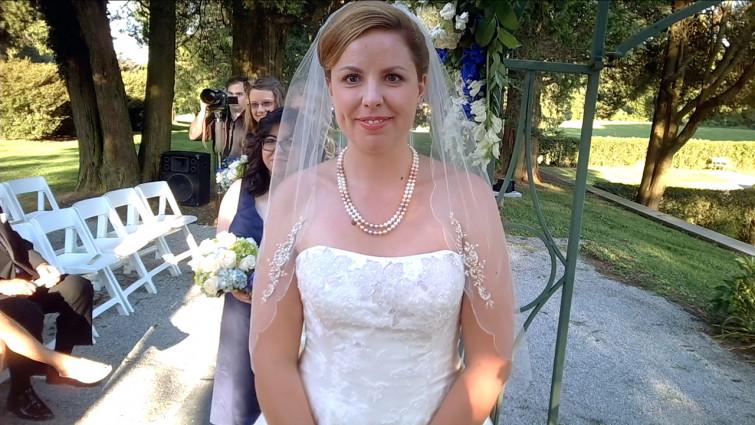 Il matrimonio visto dallo sposo..con i Google Glass