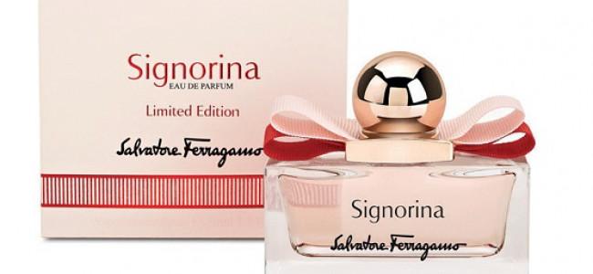 Salvatore Ferragamo, nuova fragranza Signorina in edizione limitata