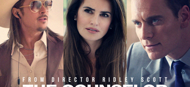 Giorgio Armani e 20th Century Fox per il film The Counselor
