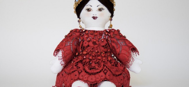 Dolce&Gabbana, all'asta bambola per l'UNICEF