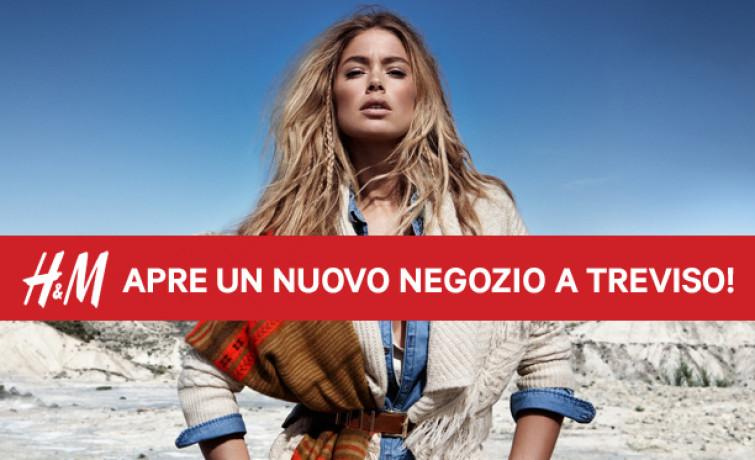 H&M apre un nuovo store a Treviso