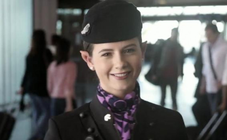 Lo Hobbit, il nuovo divertententissimo spot di Air New Zealand [VIDEO]