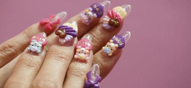 Tokio Nail Expo 2013: la nail art estrema! [FOTO]