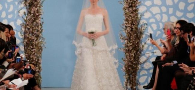 Oscar de la Renta, abiti da sposa 2014 [FOTO]