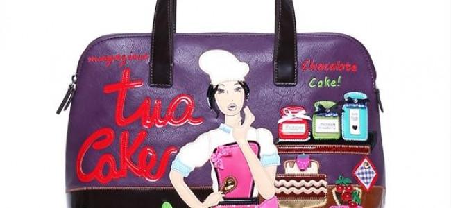 Tua Magazine di Braccialini: le borse si vestono di riviste