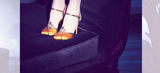 Once Upon a Time by Charlotte Olympia, gli accessori da fiaba