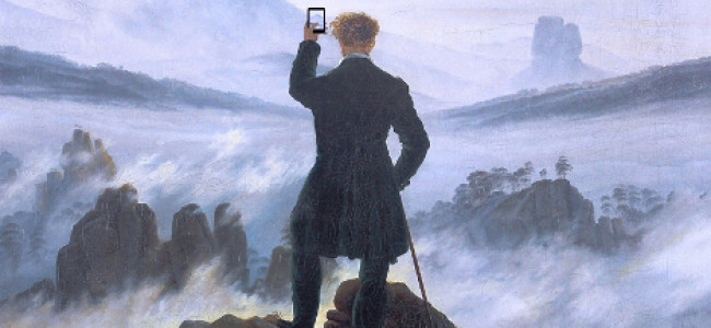 La tecnologia che invade l'arte [FOTO]