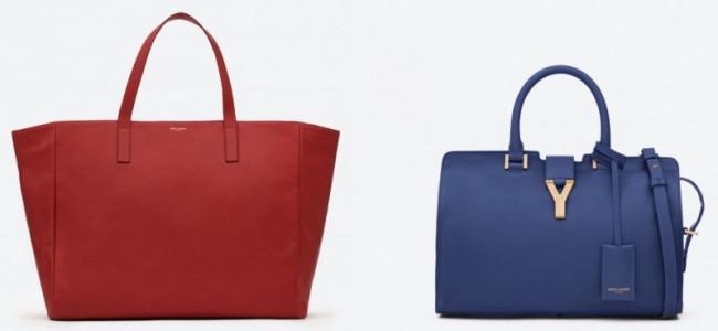 Yves Saint Laurent, collezione borse autunno/inverno 2013-14