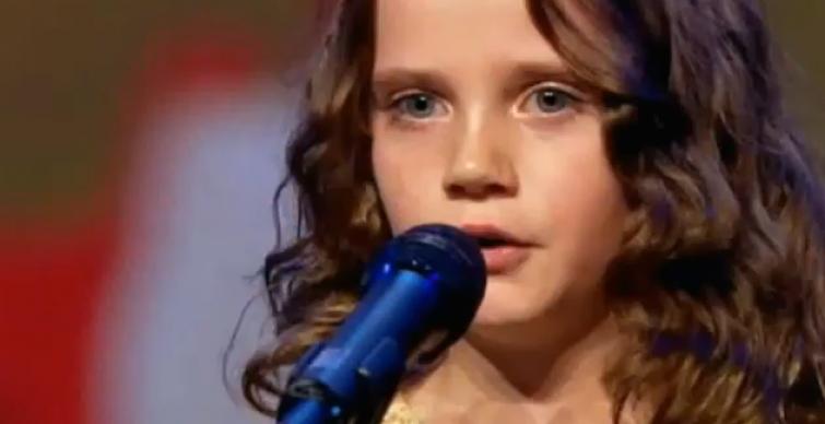 Bimba di 9 anni lascia tutti a bocca aperta! (VIDEO)