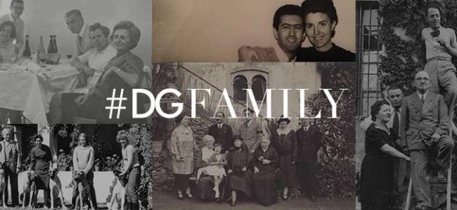 Dolce & Gabbana crea #DGFamily, in celebrazione della famiglia